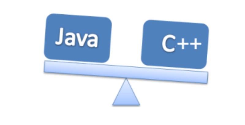 c++ java